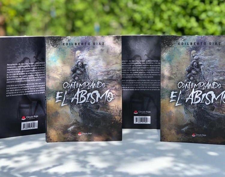 Ed diaz artist book short story stories Obra Literaria Contemplando Abismo
